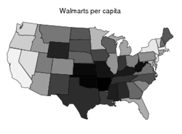 Walmarts